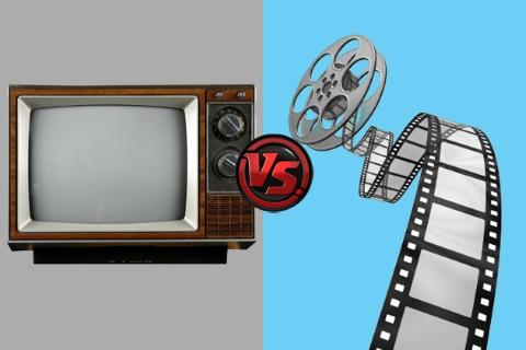 телевидение против кино